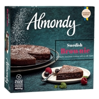 Торт Almondy Swedish Brownie